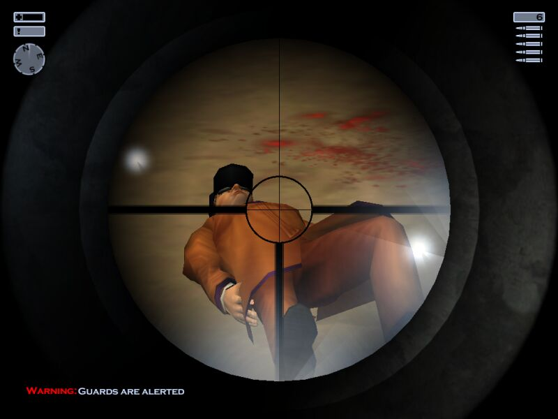 hitman sniper how to get a double headshot